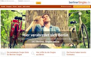 Berliner singles erfahrungen