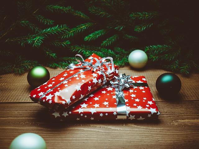 Weihnachtsgeschenke für Verliebte
