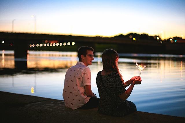 Zuhören beim Date