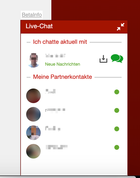 Lovepoint Chat