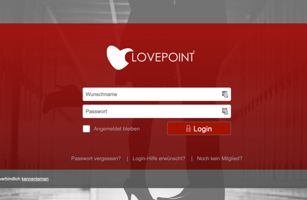 Love Point Login