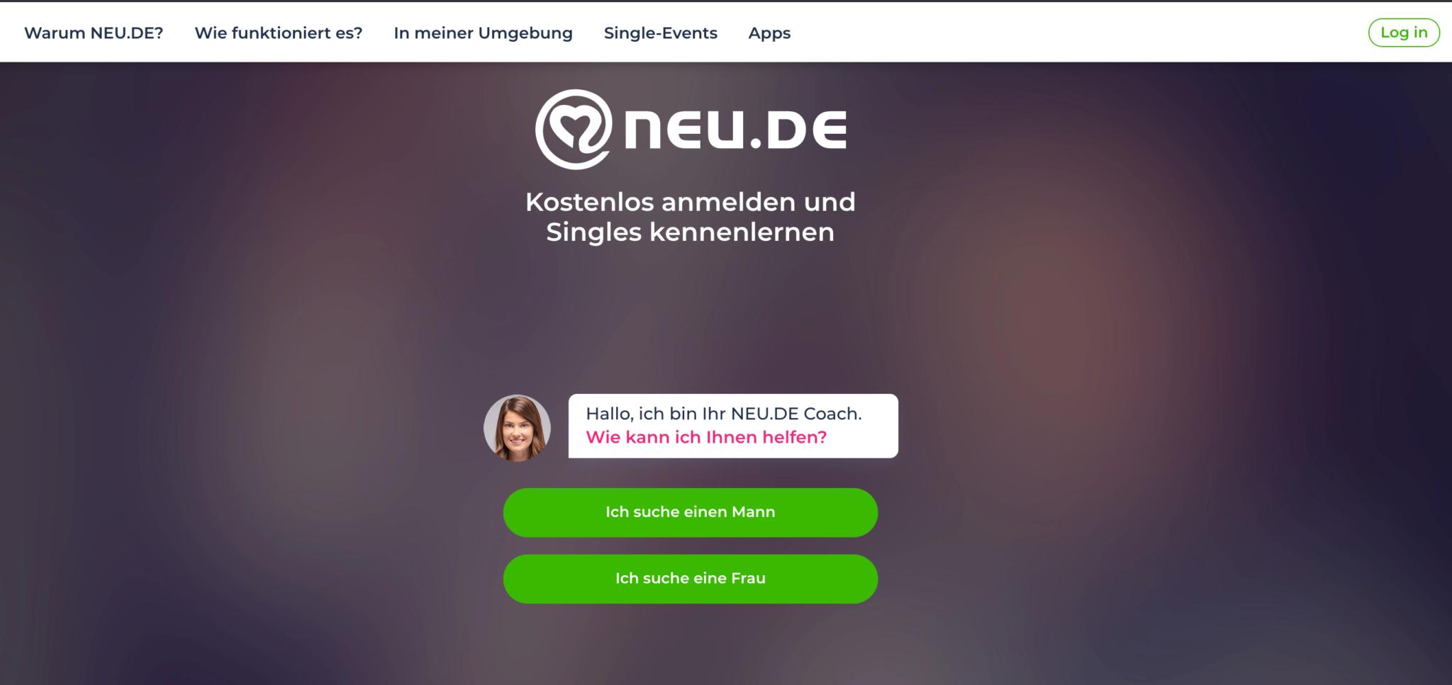Singlebörse neu de kostenlos