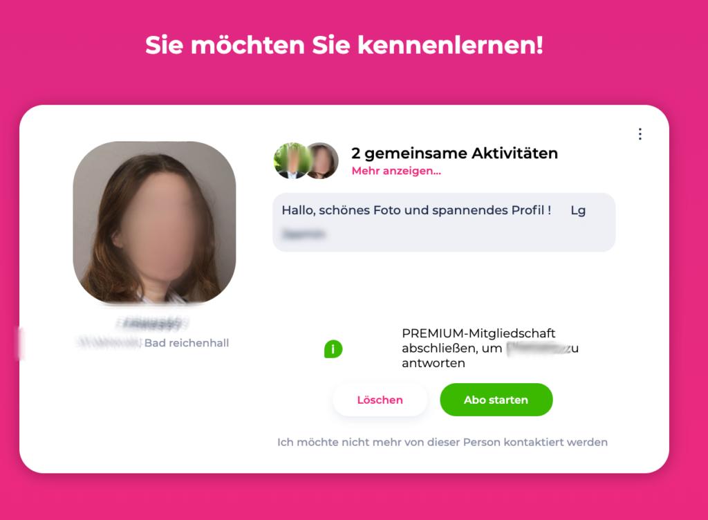 Neu.de Kontaktanfrage